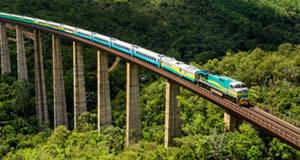 Viajando no Trem da VALE: Vitória(ES) para Minas Gerais(BH)