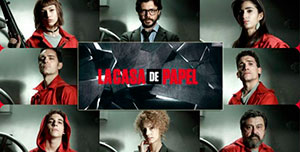 La Casa de Papel personagens