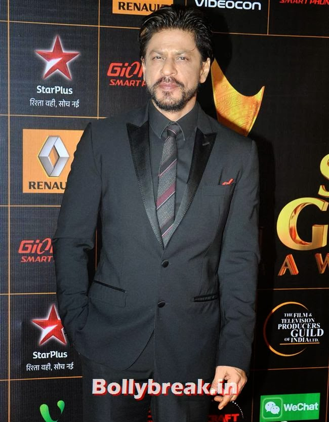 Shah Rukh Khan, Star Guild Awards 2014 Pics