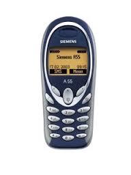Spesifikasi Handphone Siemens A55