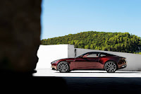 Aston Martin DB11 Looks Divine In Deep Wine Red