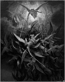Abaddona, y las reminiscncias al libro de Enoch, Francisco Acuyo