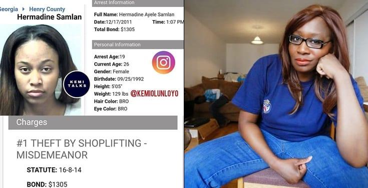 Kemi Olounloyo Exposes Davido's Babymama, Amanda For  Stealing
