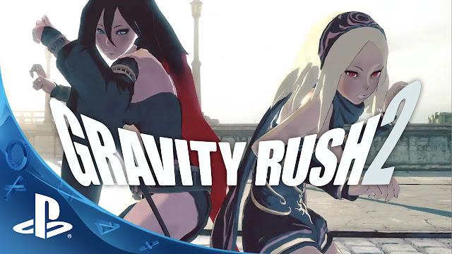 Análisis | Gravity Rush 2