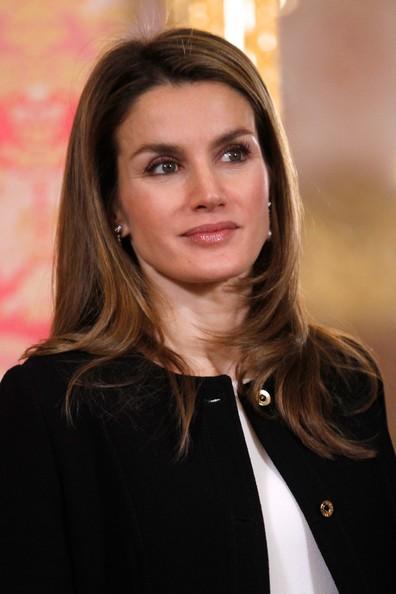 King Juan Carlos, Queen Sofia, Crown Prince Felipe and Crown Princess Letizia of Spain