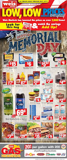 ⭐ Weis Markets Flyer 5/23/19 ✅ Weis Markets Ad May 23 2019