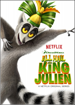 Baixar Saúdem Todos o Rei Julien Dublado Grátis