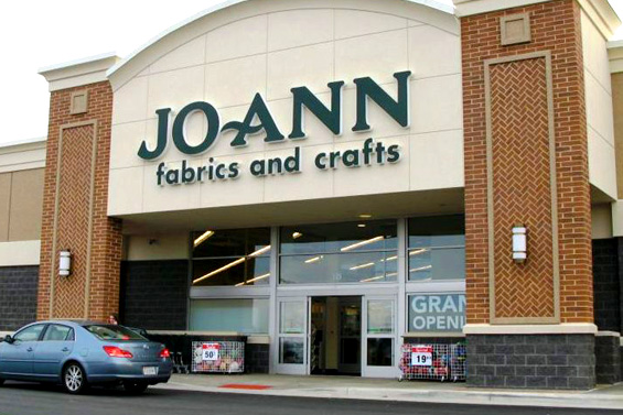 Summer be damned. The most magical and spooky holiday has sunk its claws into us, and we're here for it. JoAnn Fabric and Crafts, the store for DIY crafts and sewing, has already put out its.