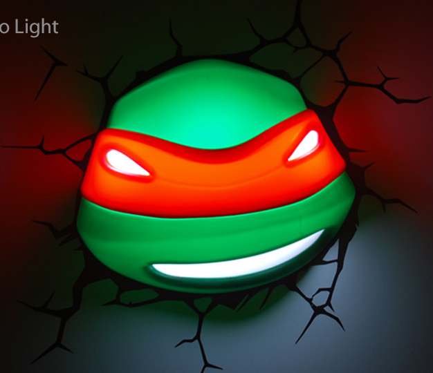 Nickalive Light Up The Night With Turtle Power