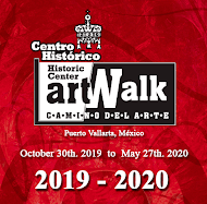 Art Walk in Puerto Vallarta 2019-20