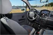 Interior Chevrolet Spark