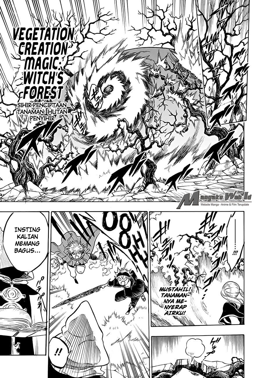 Black Clover Chapter 34 bahasa indonesia