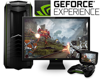 NVIDIA GeForce Experience 3.0.7.34