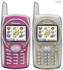 Spesifikasi Handphone Panasonic G51