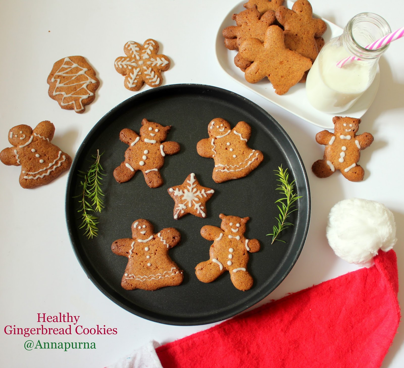 gingerbread cookies are spiced flavored sweet biscuits specially made around christmas season one of the classic christmas desserts gingerbread cookies - Classic Christmas Desserts