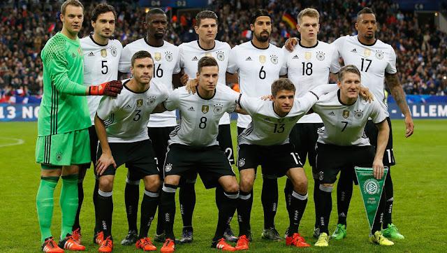 Timnas Jerman Piala Eropa 2016