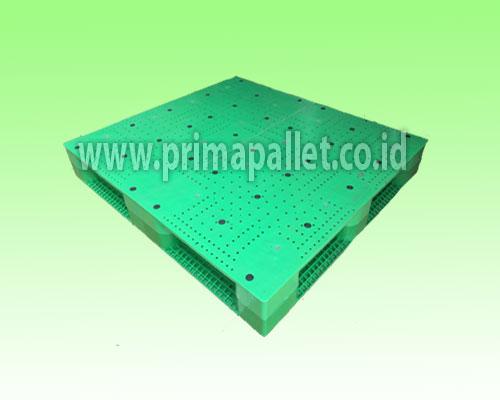 Pallet Plastik Heavy Duty RR 1211 Welding | Jual Pallet Plastik