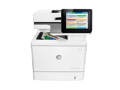HP Color LaserJet Enterprise MFP M577dn Driver Download