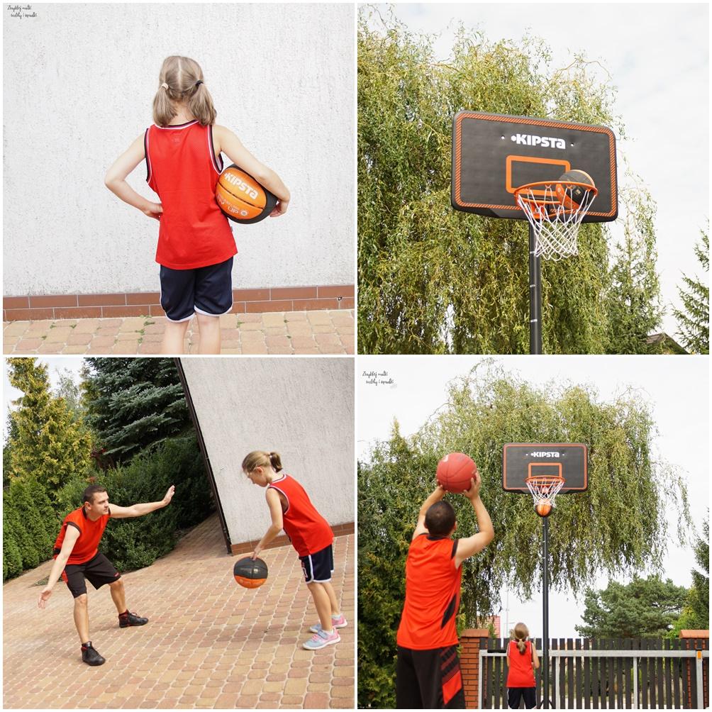 Koszykówka, czyli wspólna pasja ojca i córki