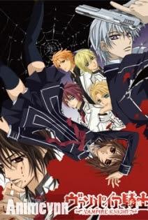 Hiệp Sĩ Vampire - Vampire Knight 2013 Poster