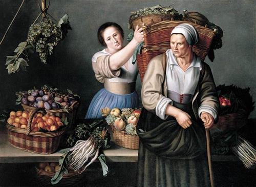 Louise Moillon - На рынке