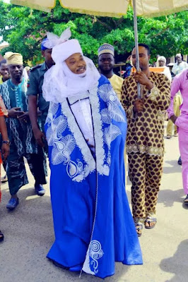 Wait, the Olowu of Iwoland now wants the Emir title? (photos)