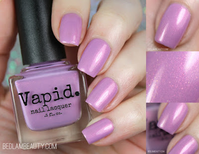 Vapid Lacquer Fizzlepop Berrytwist | My Little Vapicorn Collection
