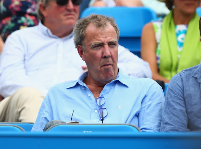 Chelsea fan Jeremy Clarkson slags off team after Manchester City defeat