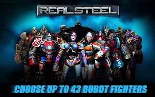 Real Steel HD v1.27.1 Mod Apk