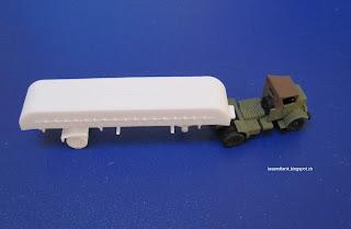 1/144 Autocar ponton set