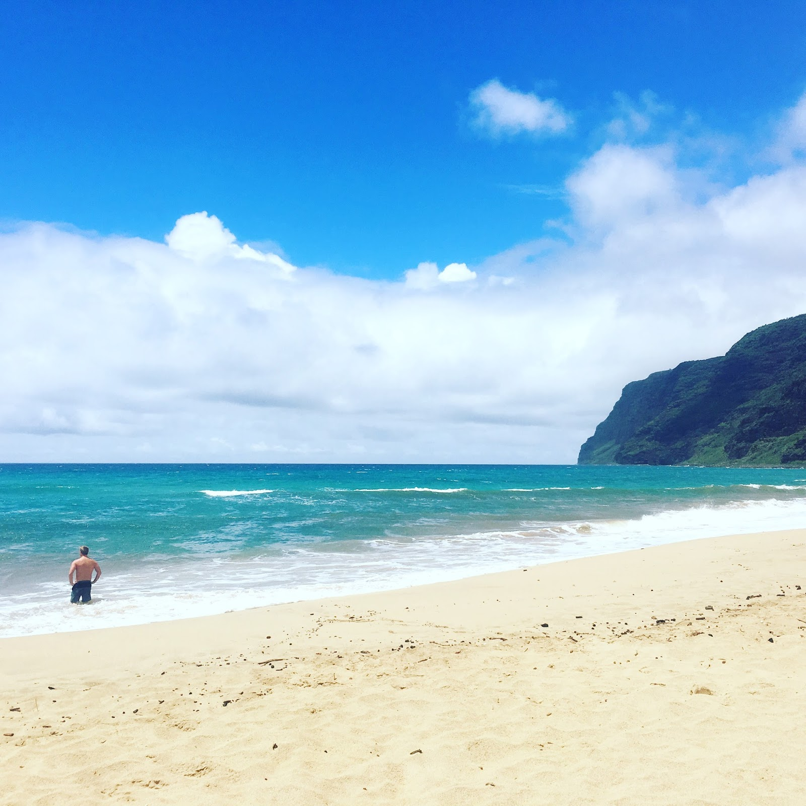 Kauai Beach: Ashley Donielle