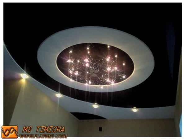 Decoration platre plafond moderne hd platre for Image decoration platre moderne