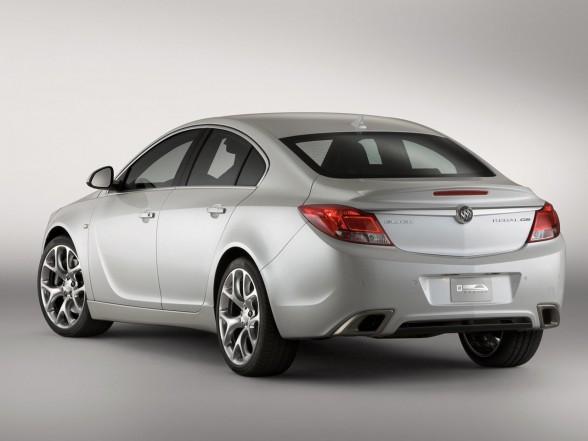 2011 buick regal gs concept | car news and show
