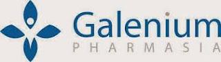 Logo PT. Galenium Pharmasia Laboratories