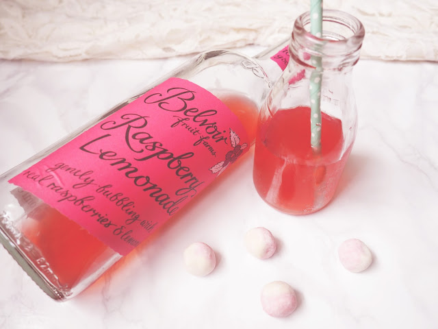 August Lifestyle Favourites Belvoir Raspberry Lemonade
