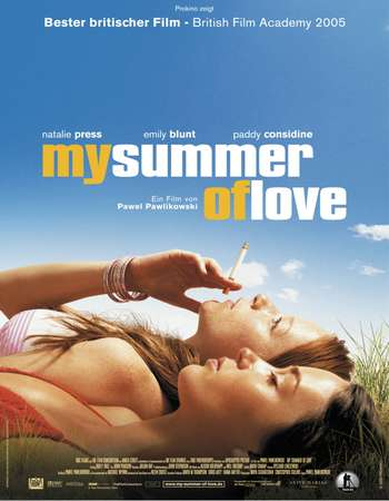 Poster Of My Summer of Love 2004 English 300MB Web-DL 480p Free Download Watch Online Worldfree4u