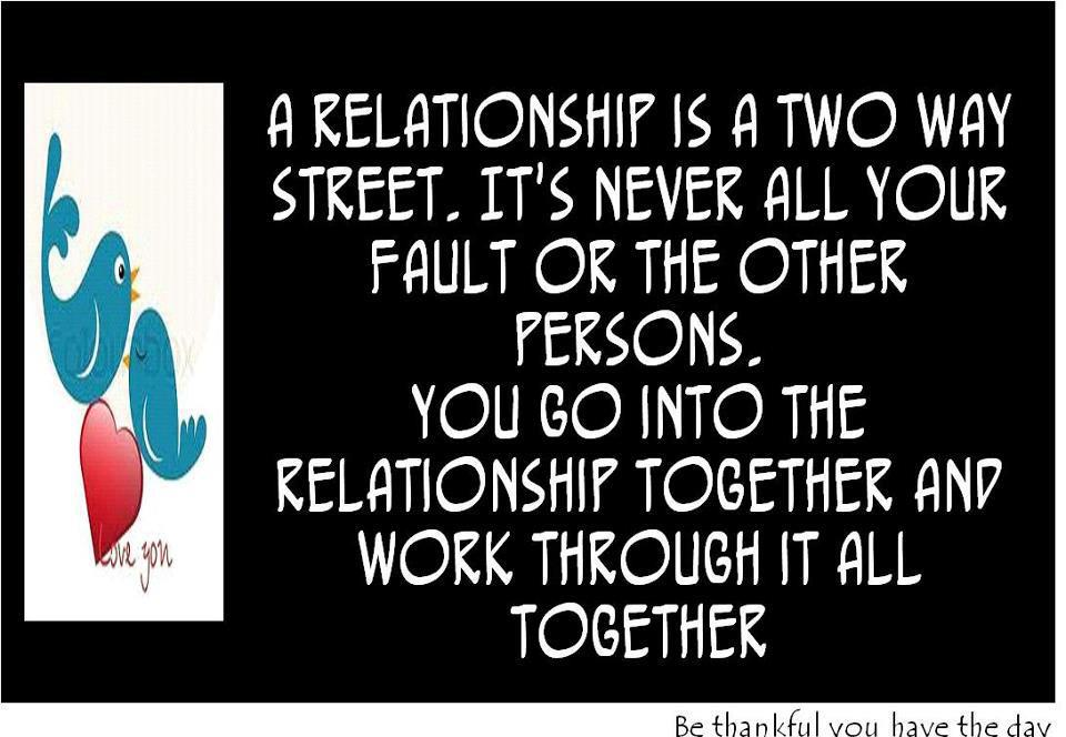 relationship takes two quotes and images