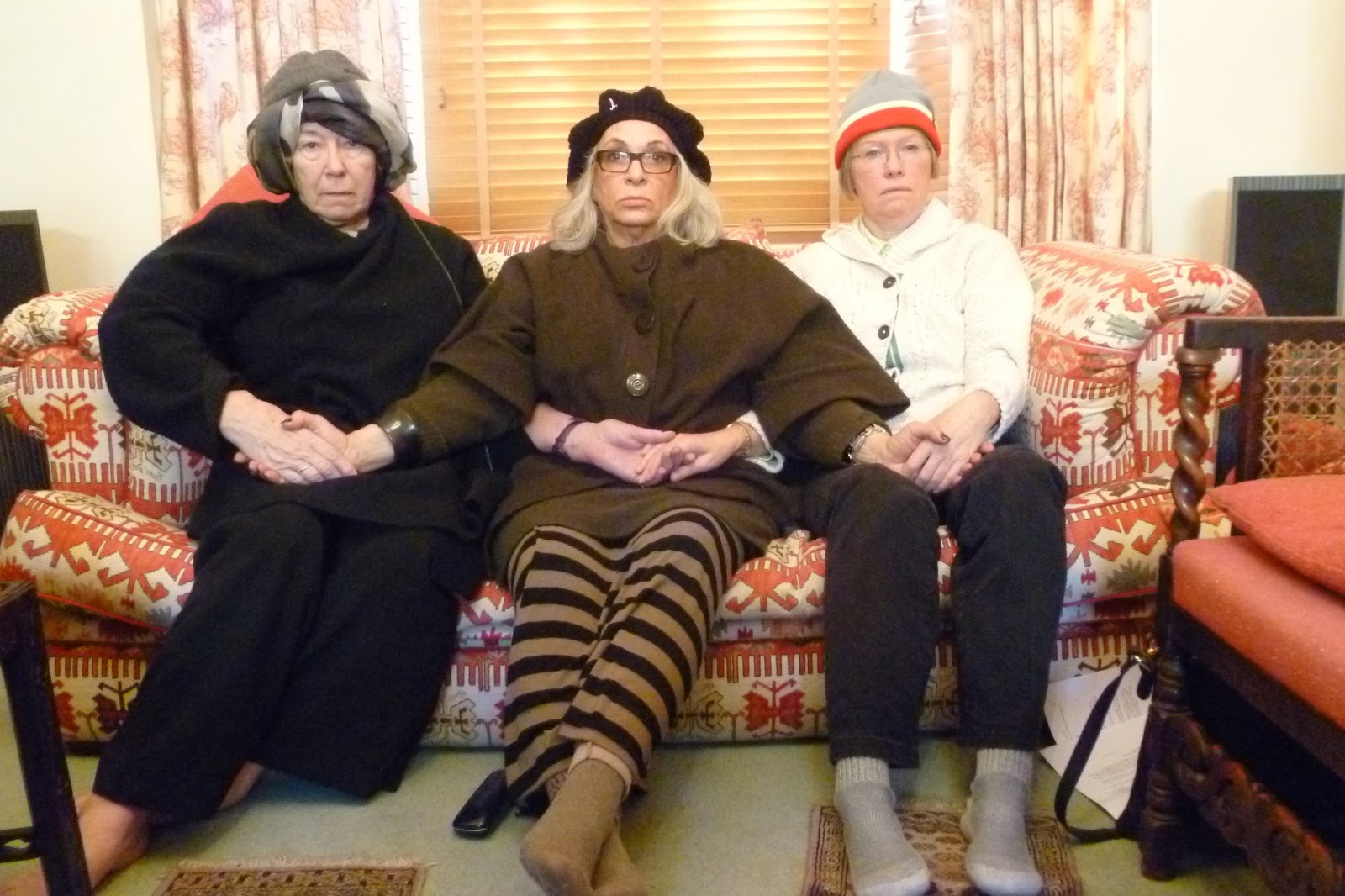 sylvester groth familie