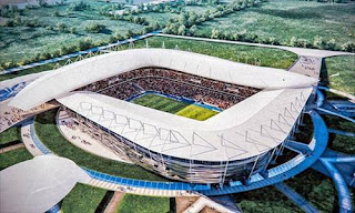 Stadion Rostov Arena Rusia 2018 FIFA World Cup