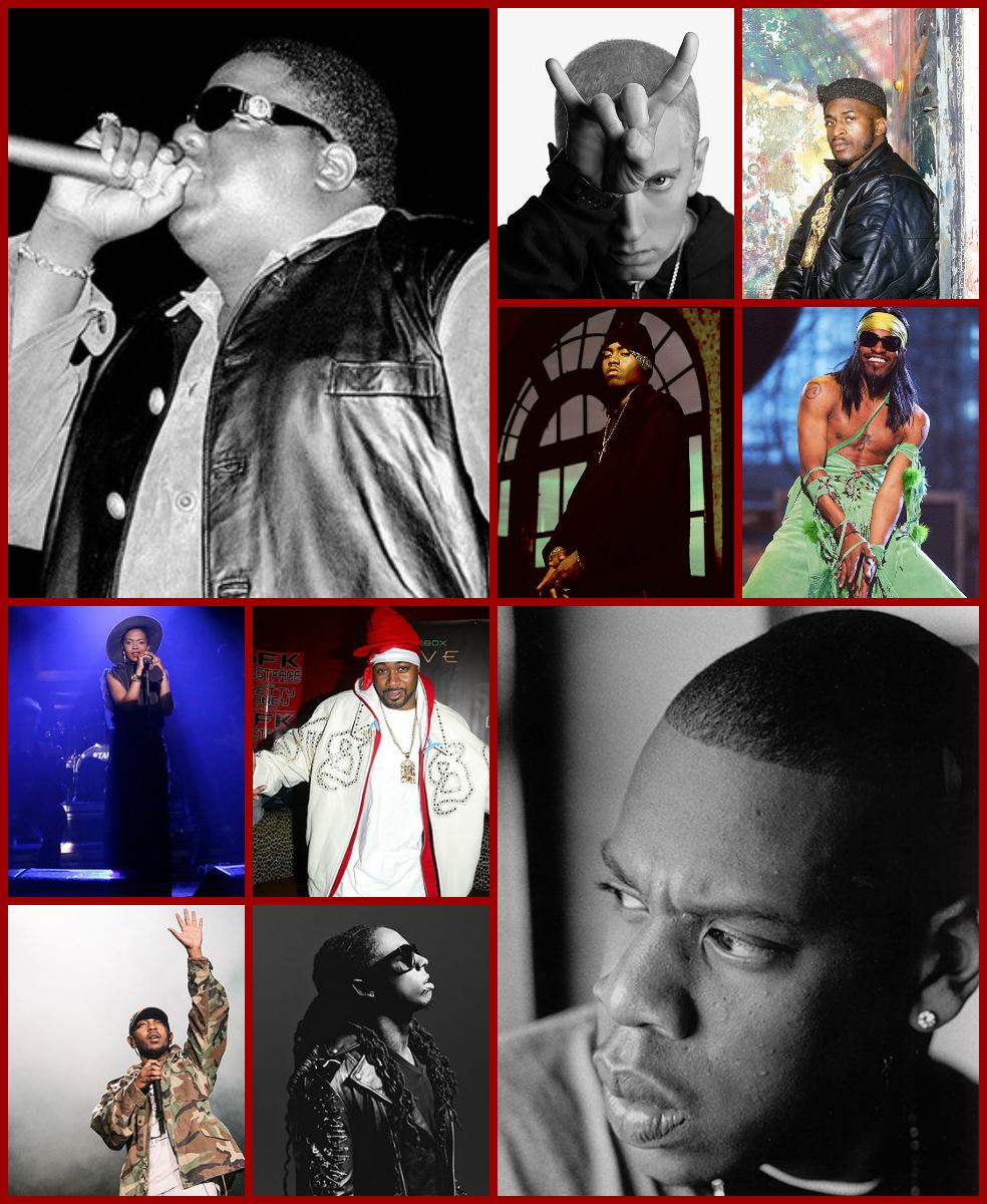 Dante Rants Billboard Magazine Top 10 Rappers Of All Time Sucks