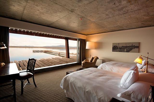 Pesquisador de hotéis no Chile