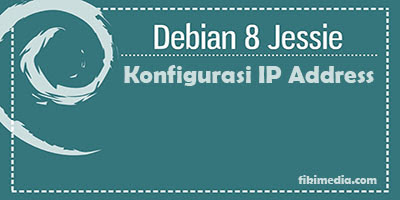 konfigurasi ip address debian