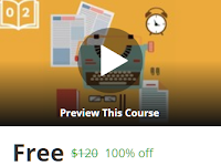Udemy Coupon Codes 100 Off Free Online Courses - Writing Productivity