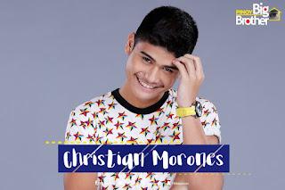 Christian Morones