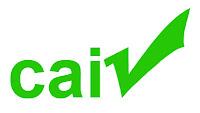 Z harfini yeşil bir onay işaretinin oluşturduğu caiz sözcüğü