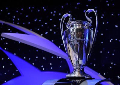 Keputusan Undian Pusingan 16 Kalah Mati UEFA Champion League 2016/2017