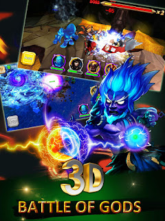 World of Gods v4.0.4 Mod Apk (Massive Damage)