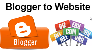 Setting Domain Idwebhost ke  Blogspot