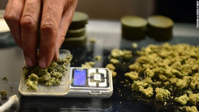 Se legalizó la mariguana recreativa en California