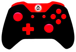 mod controllers xbox one modded controllers xbox one red out
